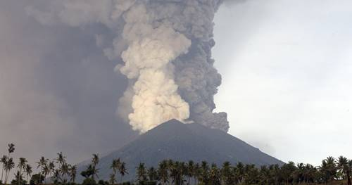 effects of volcano eruptions