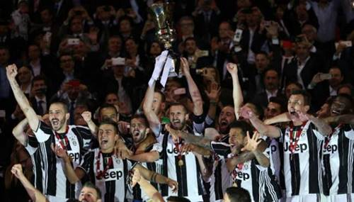 List of Coppa Italia Winners of All Time (1922-2018)