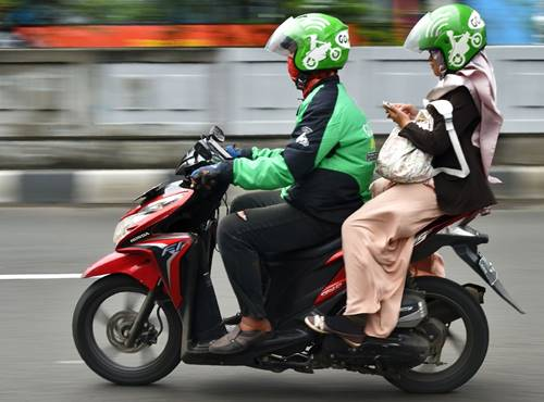 online transportation in indonesia
