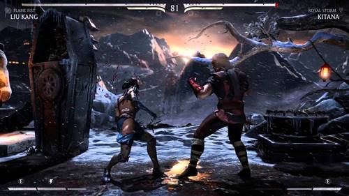 mortal kombat x all characters