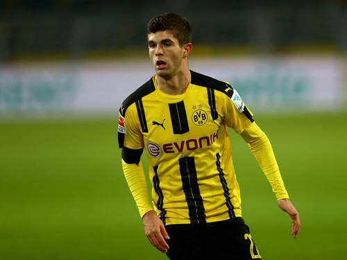 US Soccer Players in Germany | List of Americans Players in Bundesliga