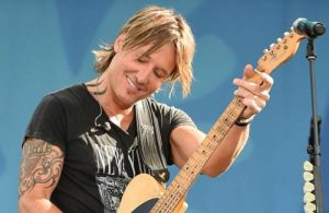 australia country singers keith urban