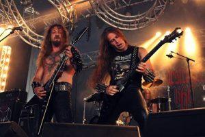 australian metal bands destroyer 666