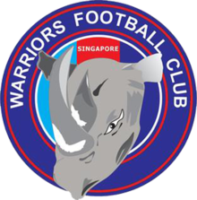 football clubs in singapore warriors fc
