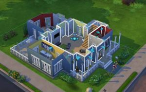 the sims 4 building cheats