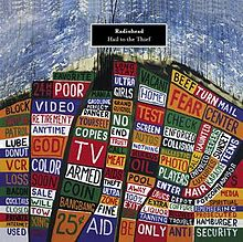 best radiohead albums hail to the thief