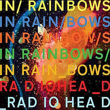 best radiohead albums in rainbows