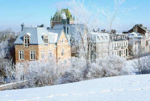 coldest city in canada quebec city