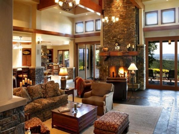 fireplace wall decor ideas