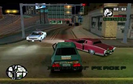 GTA San Andreas Car Cheats for PS2, Xbox, PC (Tank, Racecar, Jetpack)