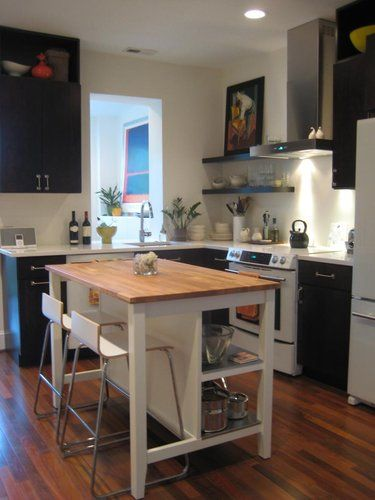 kitchen island with seater