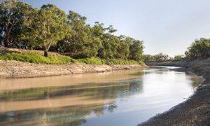 longest river in australia darling river