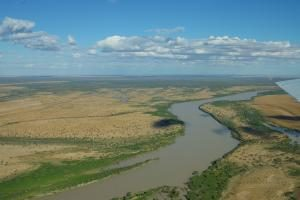 longest river in australia diamantina river