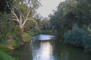 longest river in australia lachlan river