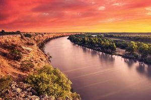 longest river in australia murray river