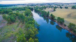 longest river in australia paroo river