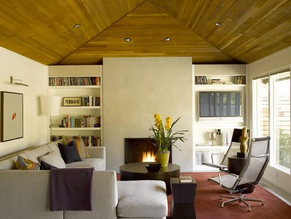small living room with fireplace ideas