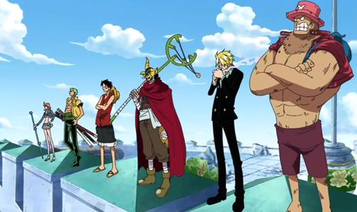 best one piece arc enies lobby arc