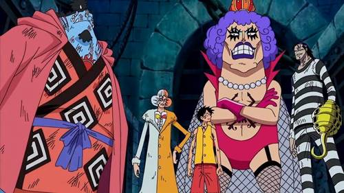 best one piece arc impel down arc