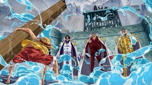 best one piece arc marineford arc