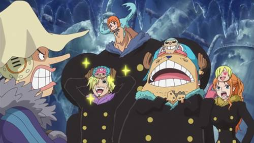 best one piece arc punk hazard arc