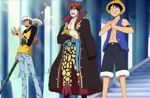 best one piece arc shabaody archipelago arc