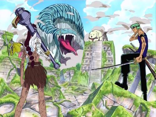 best one piece arc skypiea arc