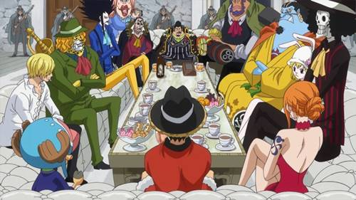 best one piece arc totto land arc