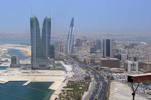 developed country in asia bahrain