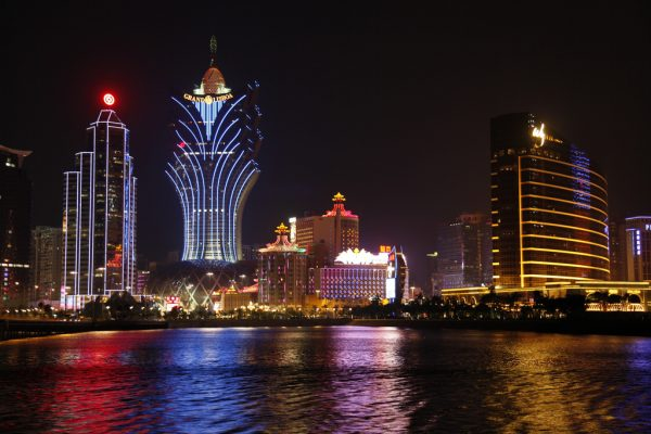developed country in asia macau