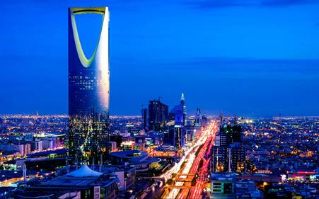 developed country in asia saudi arabia