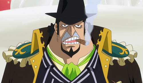one piece bounty capone bege