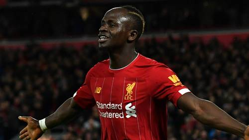 premier league team of the season sadio mane