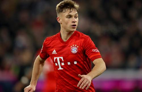 champions league team of the season 2020 kimmich